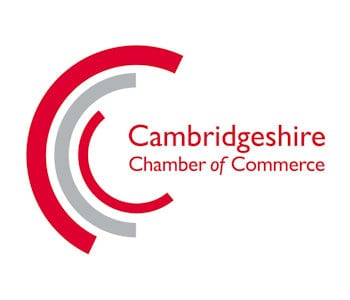 Cambridgeshire Chamber of Commerce a client of Grosvenor Workspace Solutions specialists in Office Refurbishment and Office Fit-Out in Central London