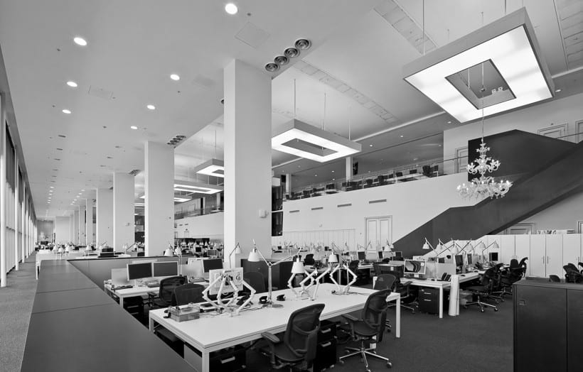 Design Inspiration - Fit Out   Grosvenor Workspace Solutions 3