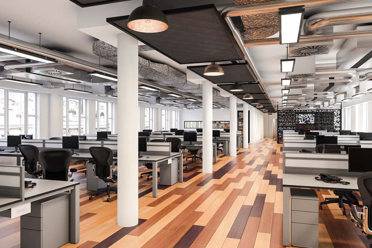 Design Inspiration - Fit Out   Grosvenor Workspace Solutions 6