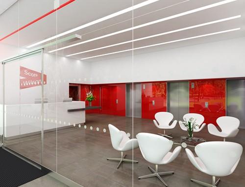 Design Inspiration - Reception   Grosvenor Workspace Solutions 2