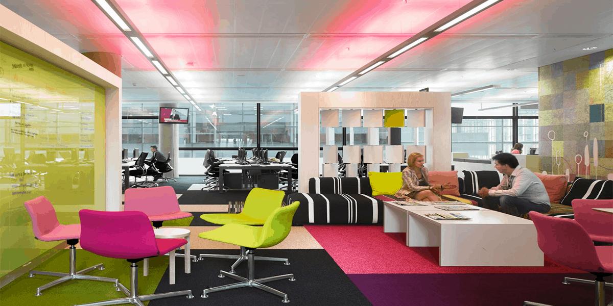 Design Inspiration - Break Out   Grosvenor Workspace Solutions 2