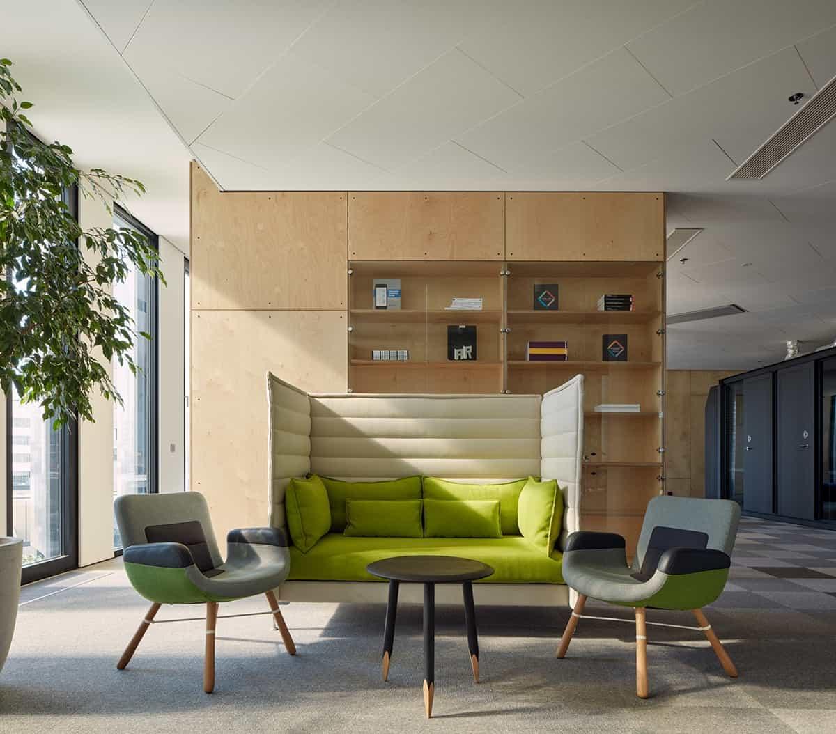 Design Inspiration - Break Out   Grosvenor Workspace Solutions 10