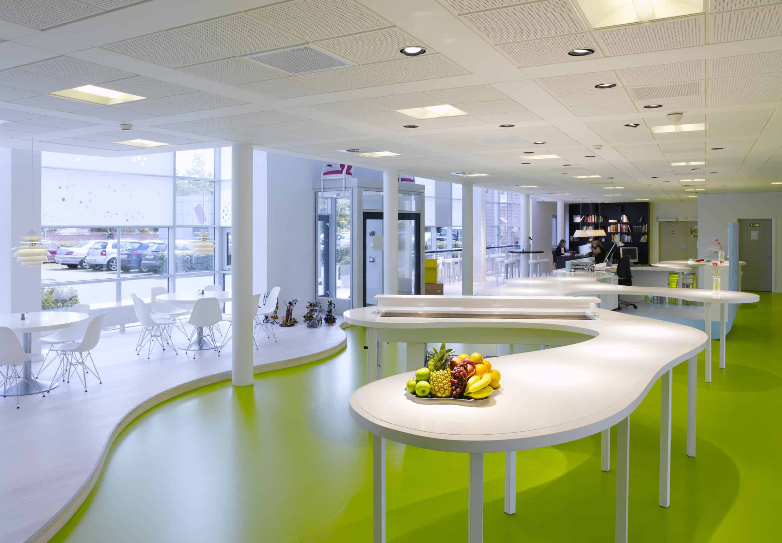 Design Inspiration - Break Out   Grosvenor Workspace Solutions 7