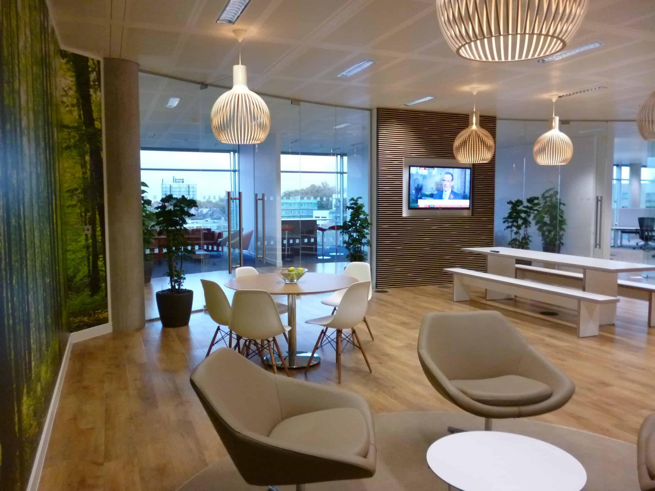 Design Inspiration - Break Out   Grosvenor Workspace Solutions 8