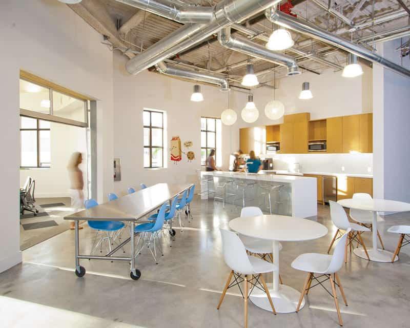 Design Inspiration - Office Kitchen | Grosvenor Workspace Solutions 2