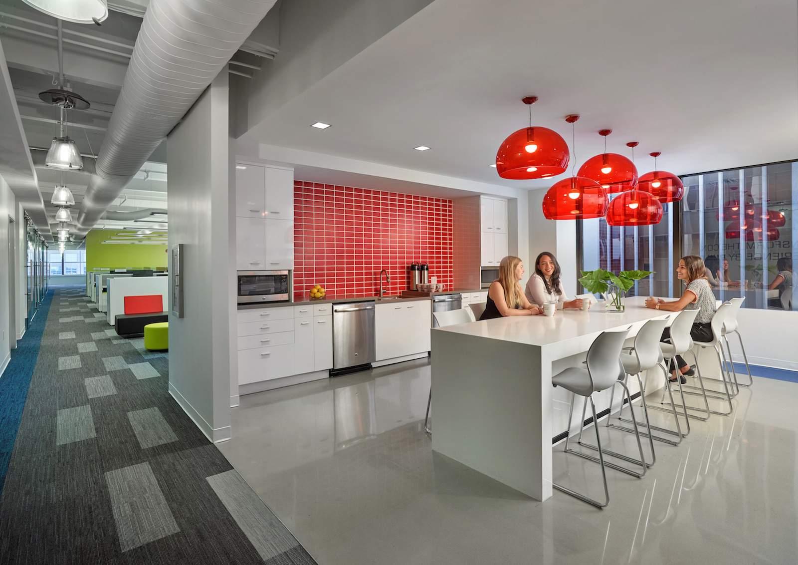 Design Inspiration - Office Kitchen | Grosvenor Workspace Solutions 3