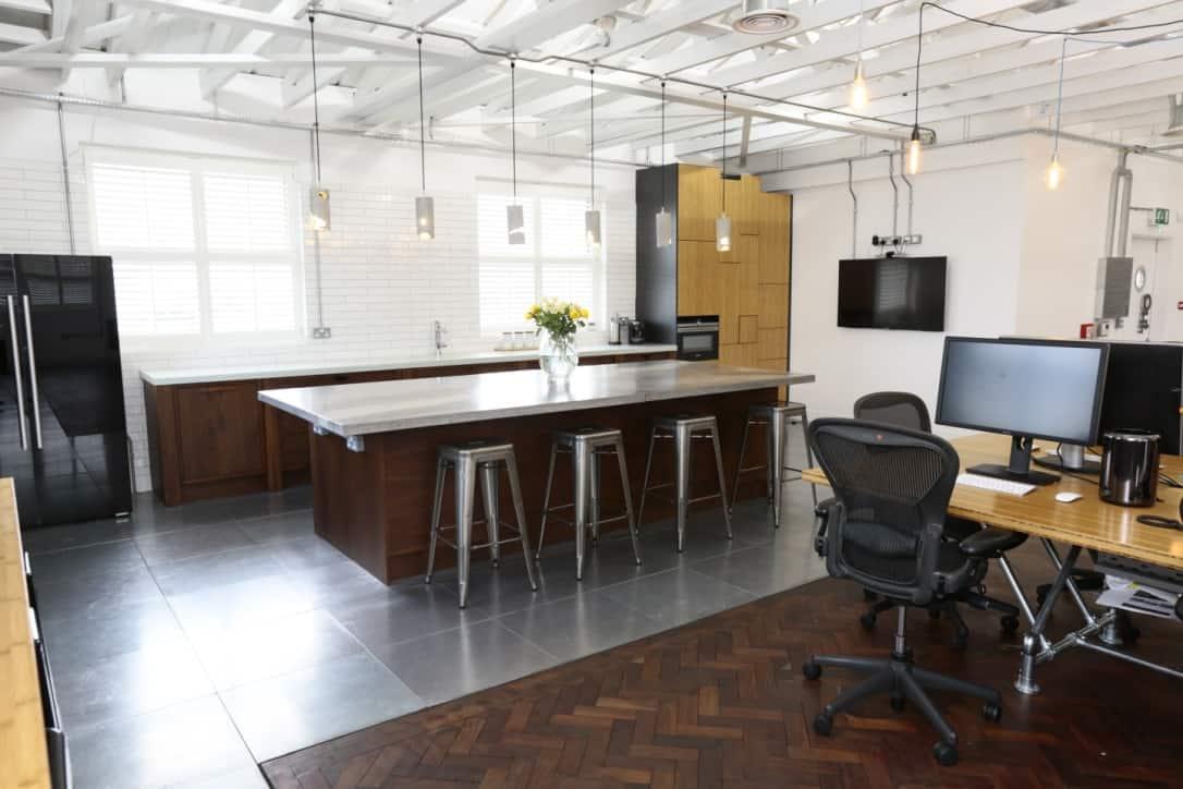 Design Inspiration - Office Kitchen | Grosvenor Workspace Solutions 4