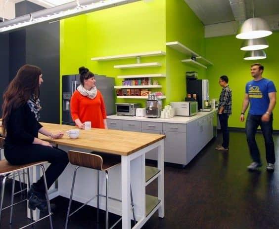 Design Inspiration - Office Kitchen | Grosvenor Workspace Solutions 5