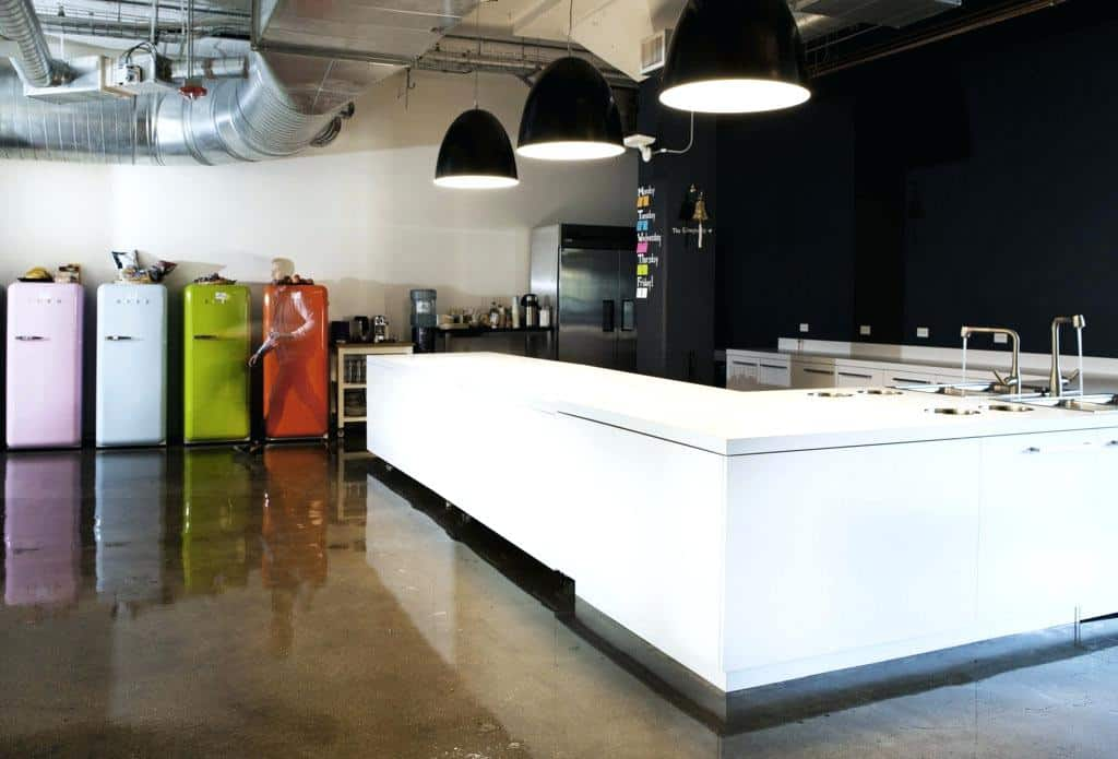 Design Inspiration - Office Kitchen | Grosvenor Workspace Solutions 8