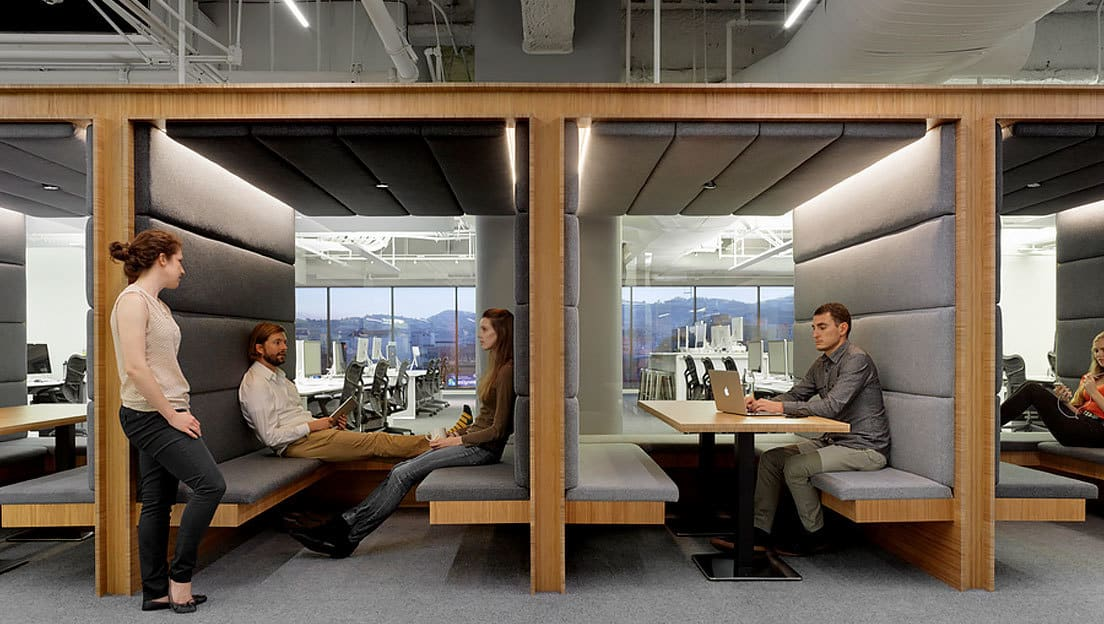 Design Inspiration - Work Pods   Grosvenor Workspace Solutions 4