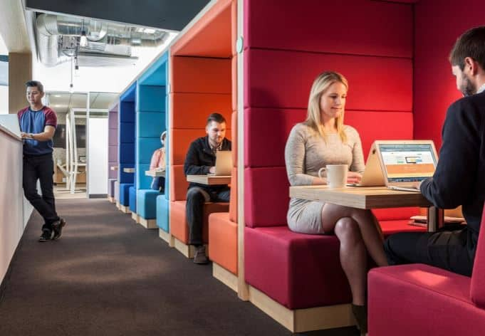 Design Inspiration - Work Pods   Grosvenor Workspace Solutions 5