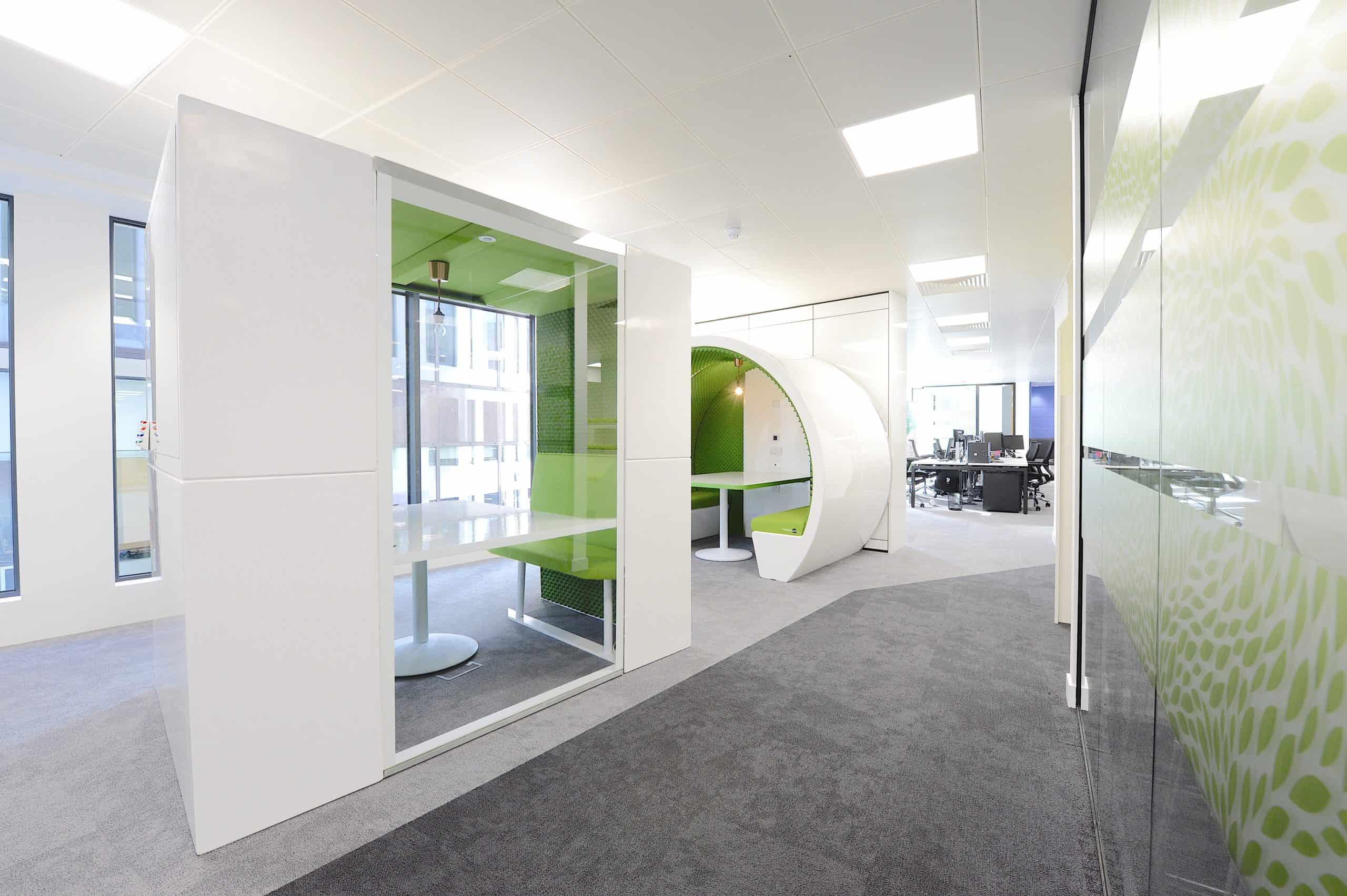 Design Inspiration - Work Pods   Grosvenor Workspace Solutions 6