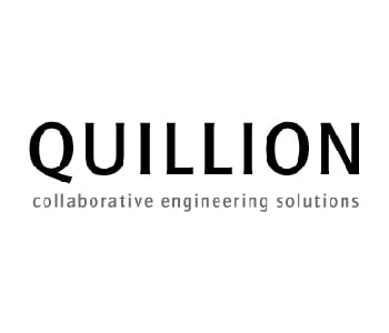 Quillion a client of Grosvenor Workspace Solutions specialists in Office Refurbishment and Office Fit-Out in Central London