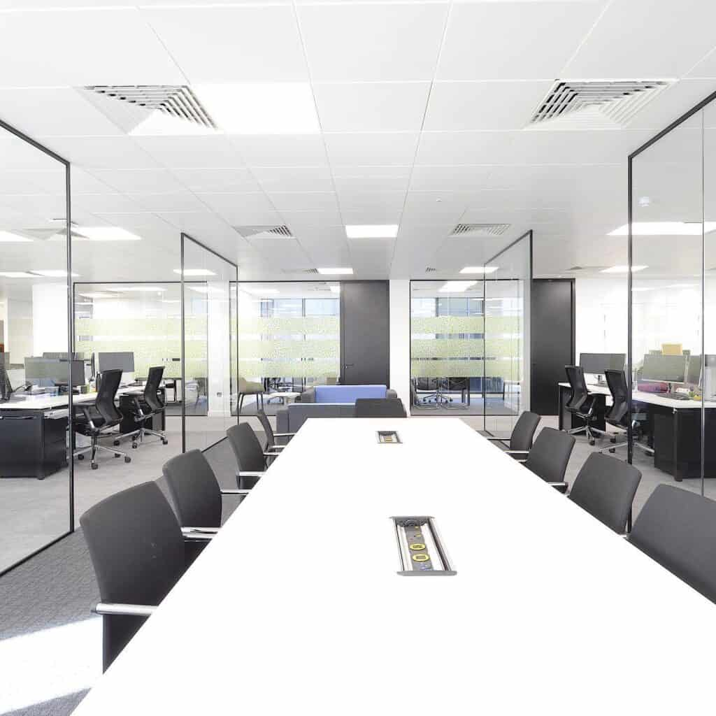 Grosvenor Workspace Solutions - Expert advice on office space utilisation