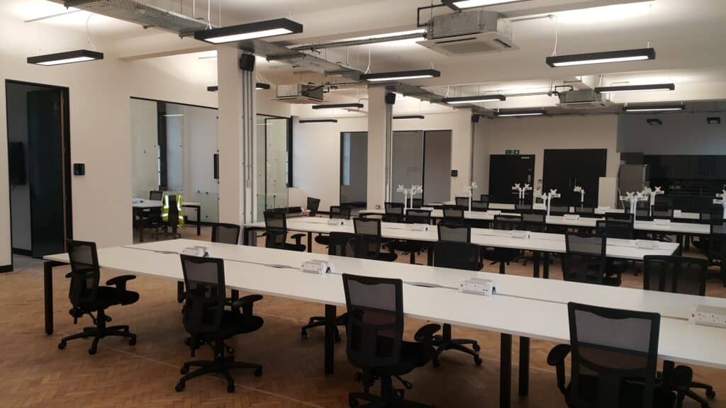 Grosvenor Workspace Solutions - Peppermint Events