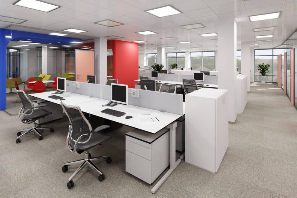 Grosvenor Workspace Solutions have a specialist team to offer Office Refurbishment, Office Design and Office Fit-Out to businesses in Central London