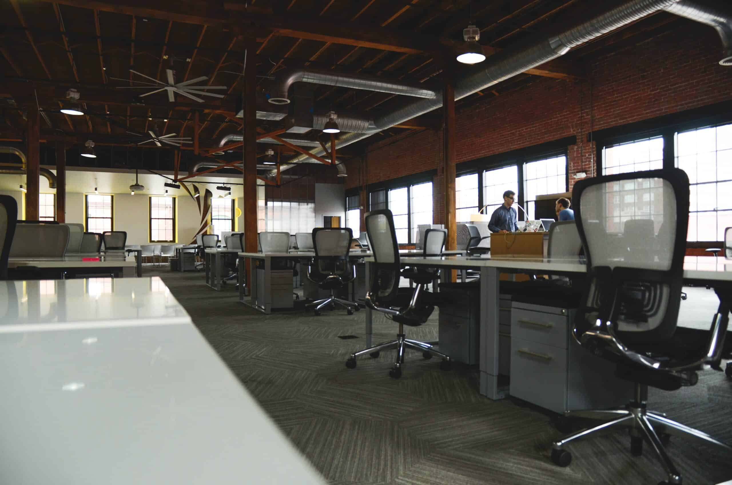 Grosvenor Workplace Solutions - Workplace Analysis